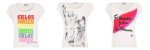 To acquire Harper's Bazaar charity t-shirts picture trends