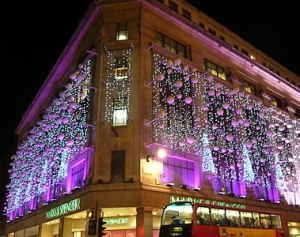 Marks & Spencer Flagship Store, Marble Arch, London, UK