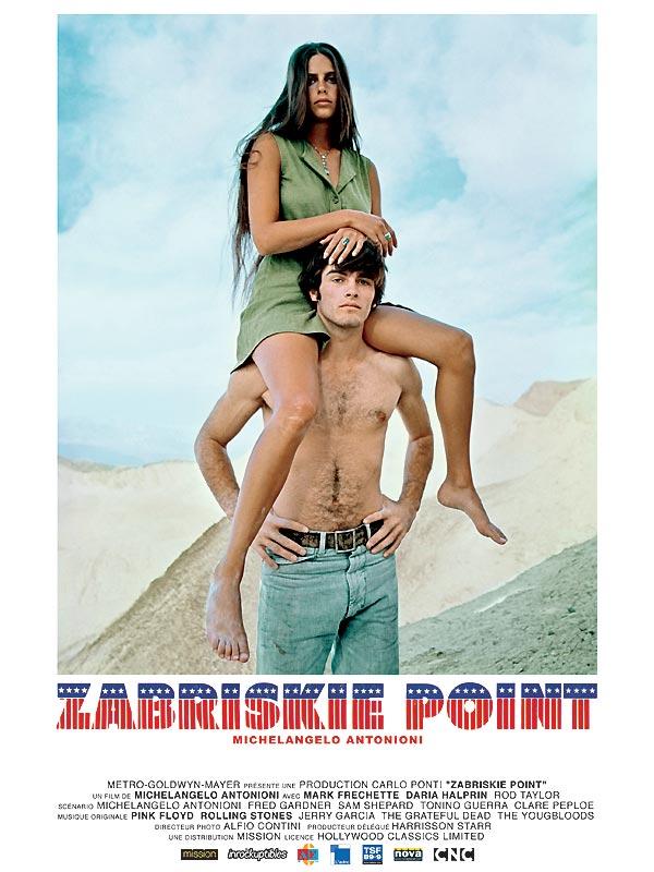 Zabriskie poster